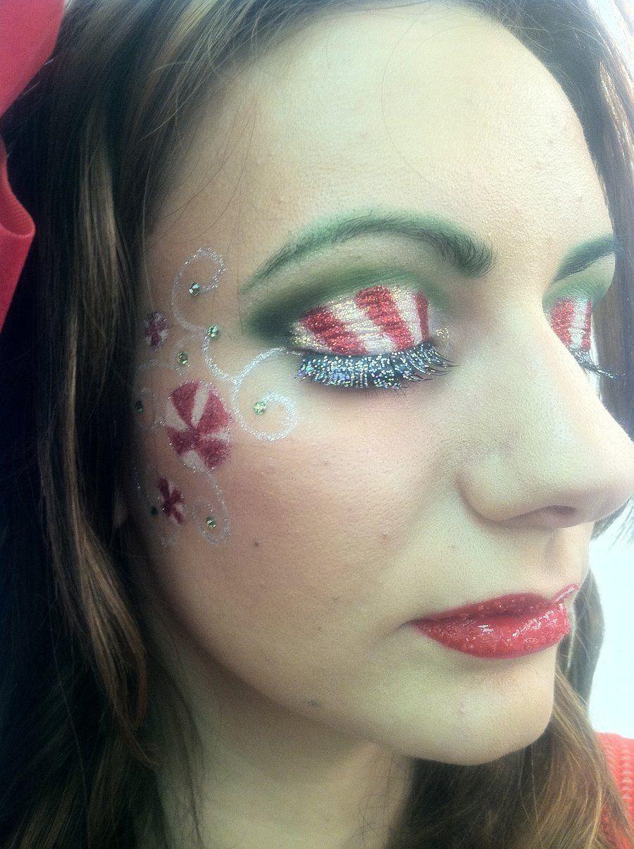 Christmas Makeup Looks Christmas Inspired Makeup by