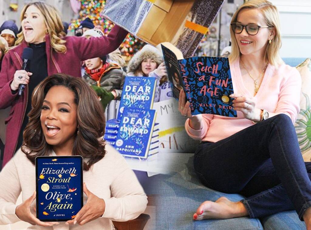 January 2020 Celebrity Book Club Picks From Reese Witherspoon More Celebrity Books Detox Program Good Marriage