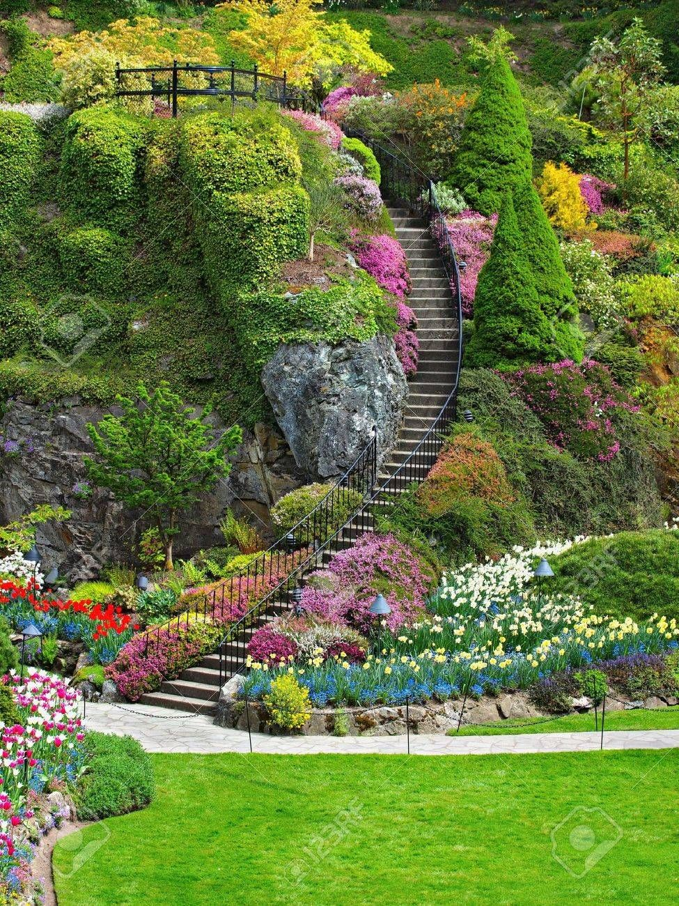 74ae6c184e97d8aca52fc2b807bd0531 - Victoria And Butchart Gardens From Vancouver