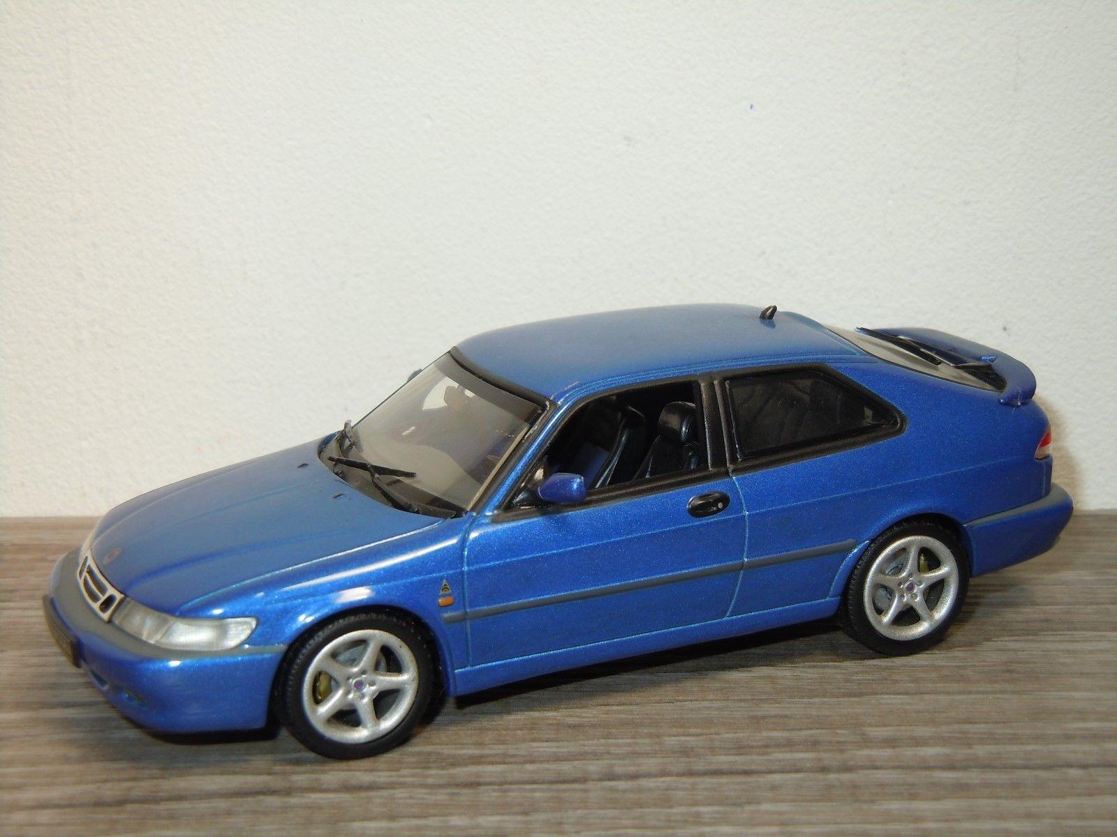 Saab 9 3 Coupe Viggen Minichamps 143 Saab 9 3 Coupe Car