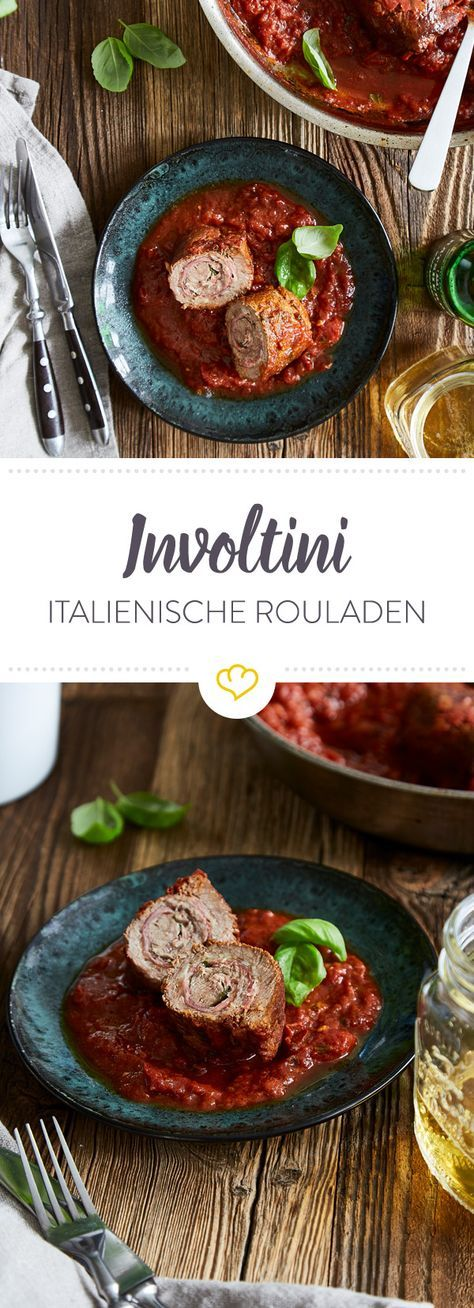 Photo of Involtini en salsa de tomate