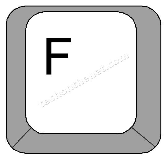 Keyboard Key Png Image