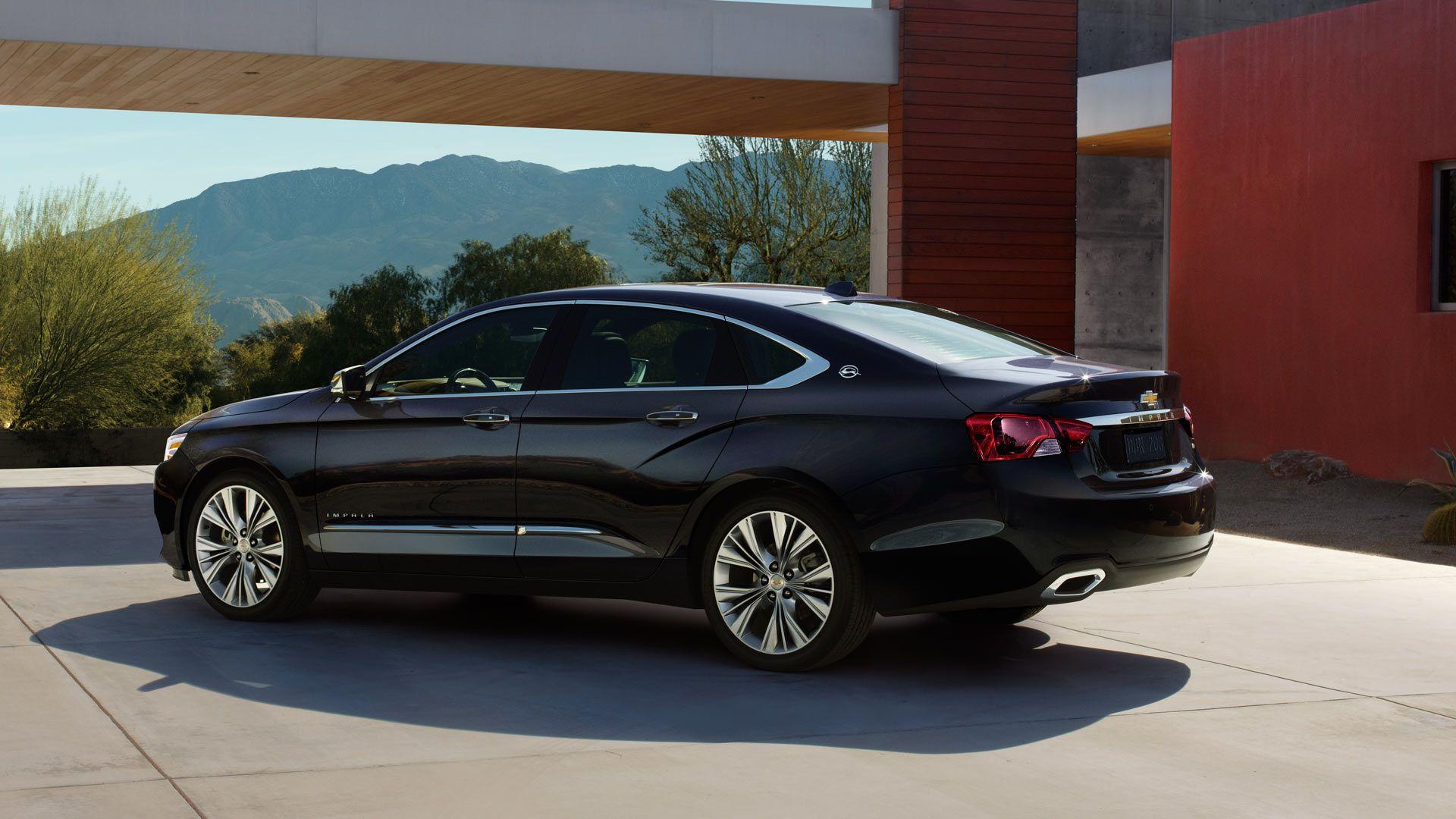 Sports Sedan 2014 Impala Ltz With Available 20 Inch Aluminum