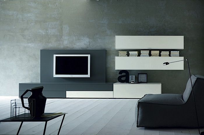 Composizioni Soggiorno Design ~ Composizione 173 u2013 soggiorno zona giorno u2013 design pinterest