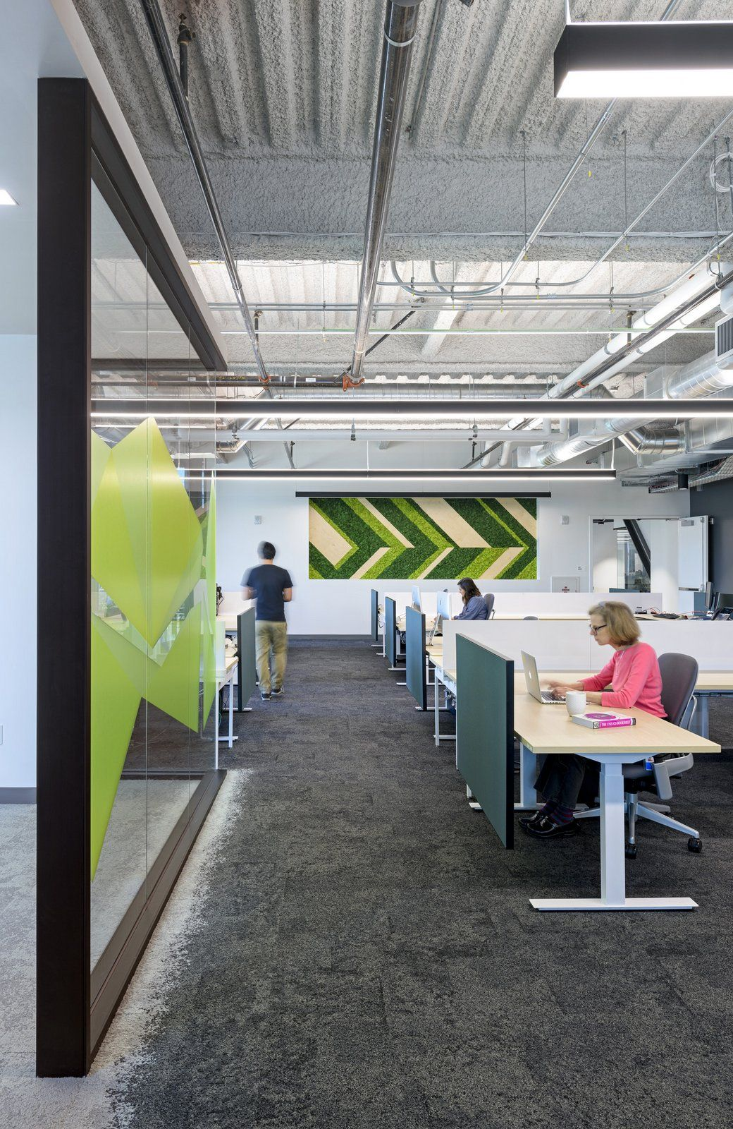 Office Tour Comcast's Silicon Valley Innovation Center