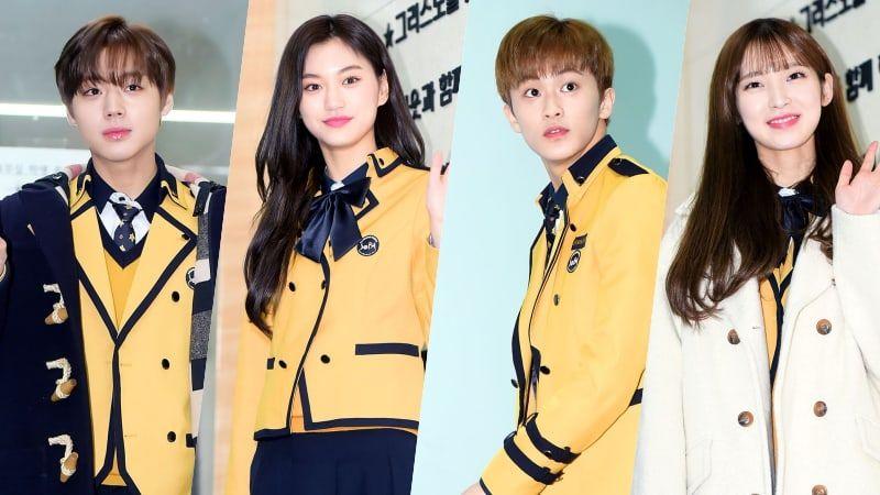 Idols Graduate From School Of Performing Arts Seoul Performance Art Performance Seoul