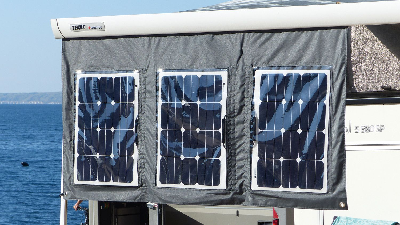 Immer In Der Sonne Reisemobil International Reisemobil Reisen Solar