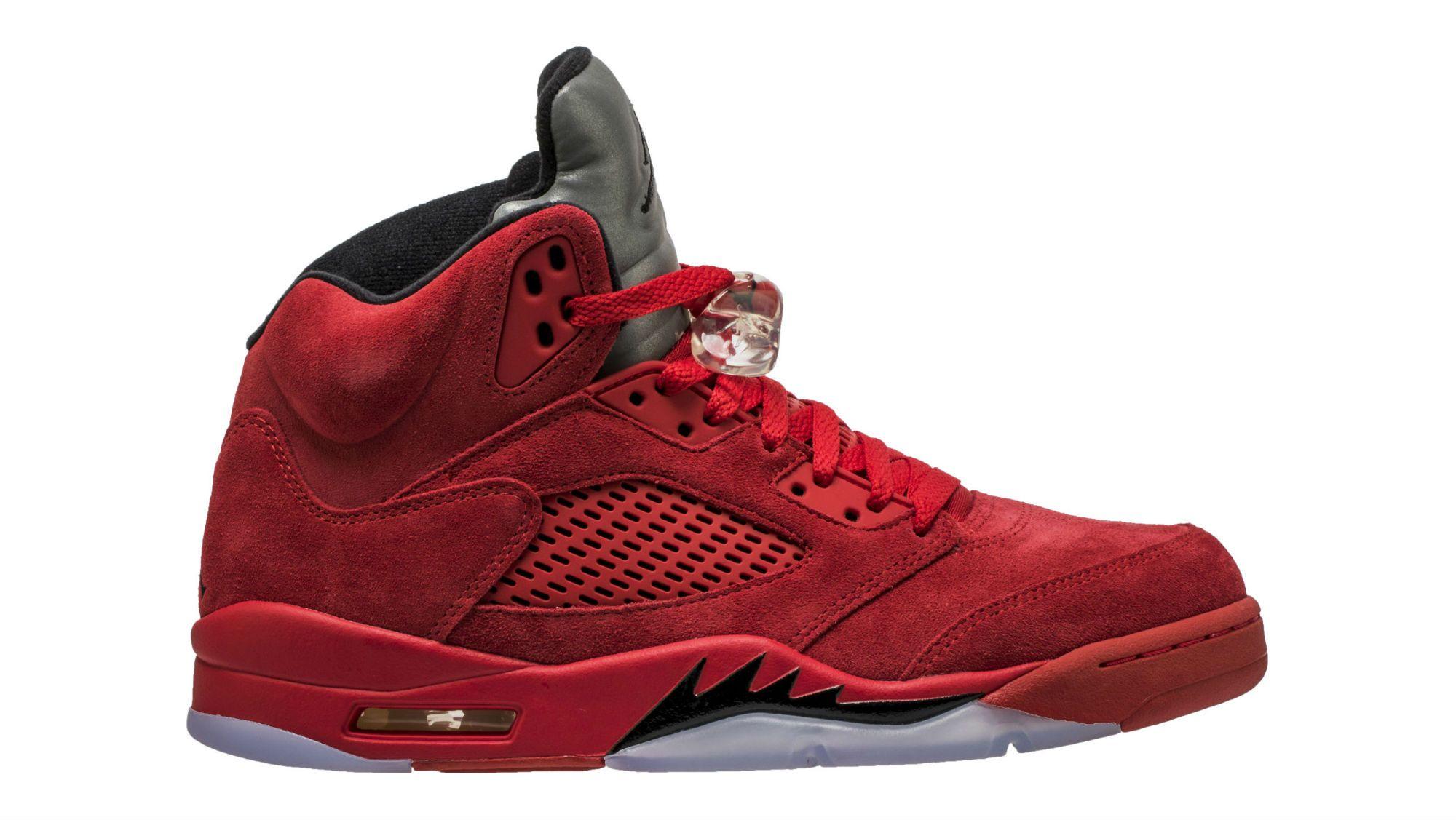 c1f148c55d36 Air Jordan 5 Retro University Red Black-University Red