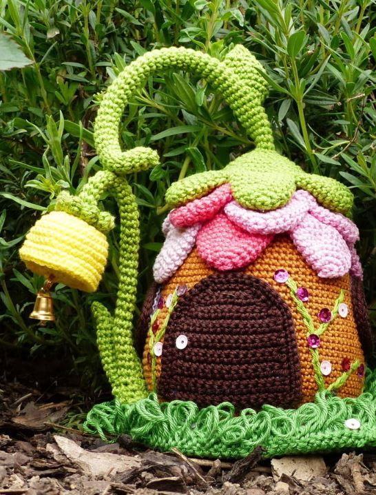 Feenhaus - raffinierte Deko für zu Hause oder im Garten ...