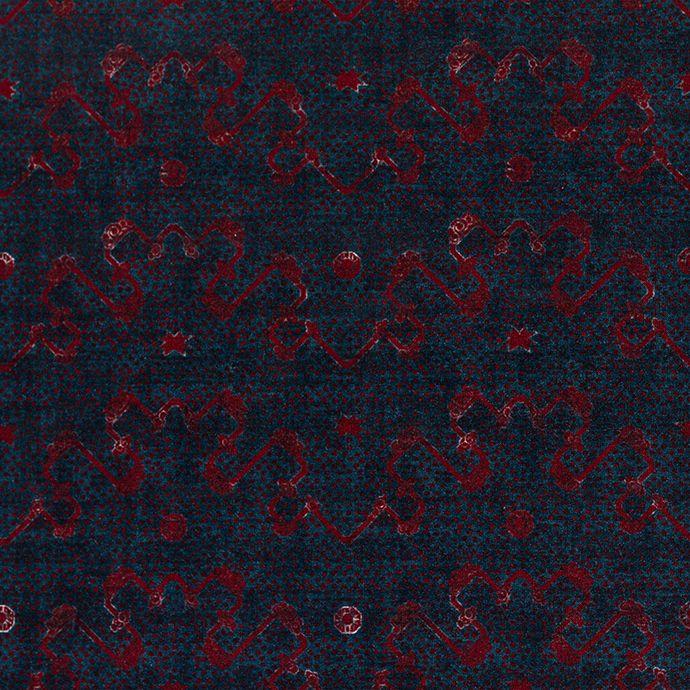 Cloudband in Beshir from ZAK + FOX #fabric #textiles #multicolor #linen #cotton #persian #celestial