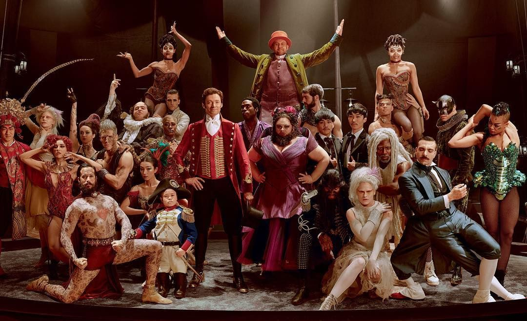 The Greatest Showman Brings Costume Magic To The Movies Accessories Magazine The Greatest Showman Showman Greatful