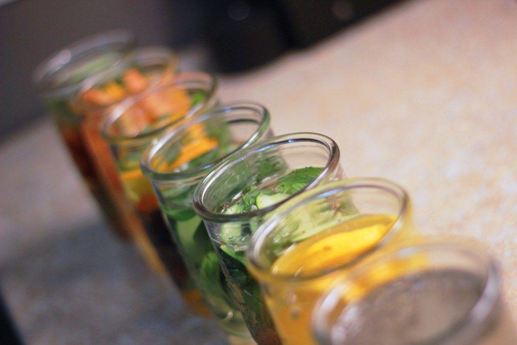 7 infusiones frutales para bajar de peso y quemar grasa. - 8va Avenida