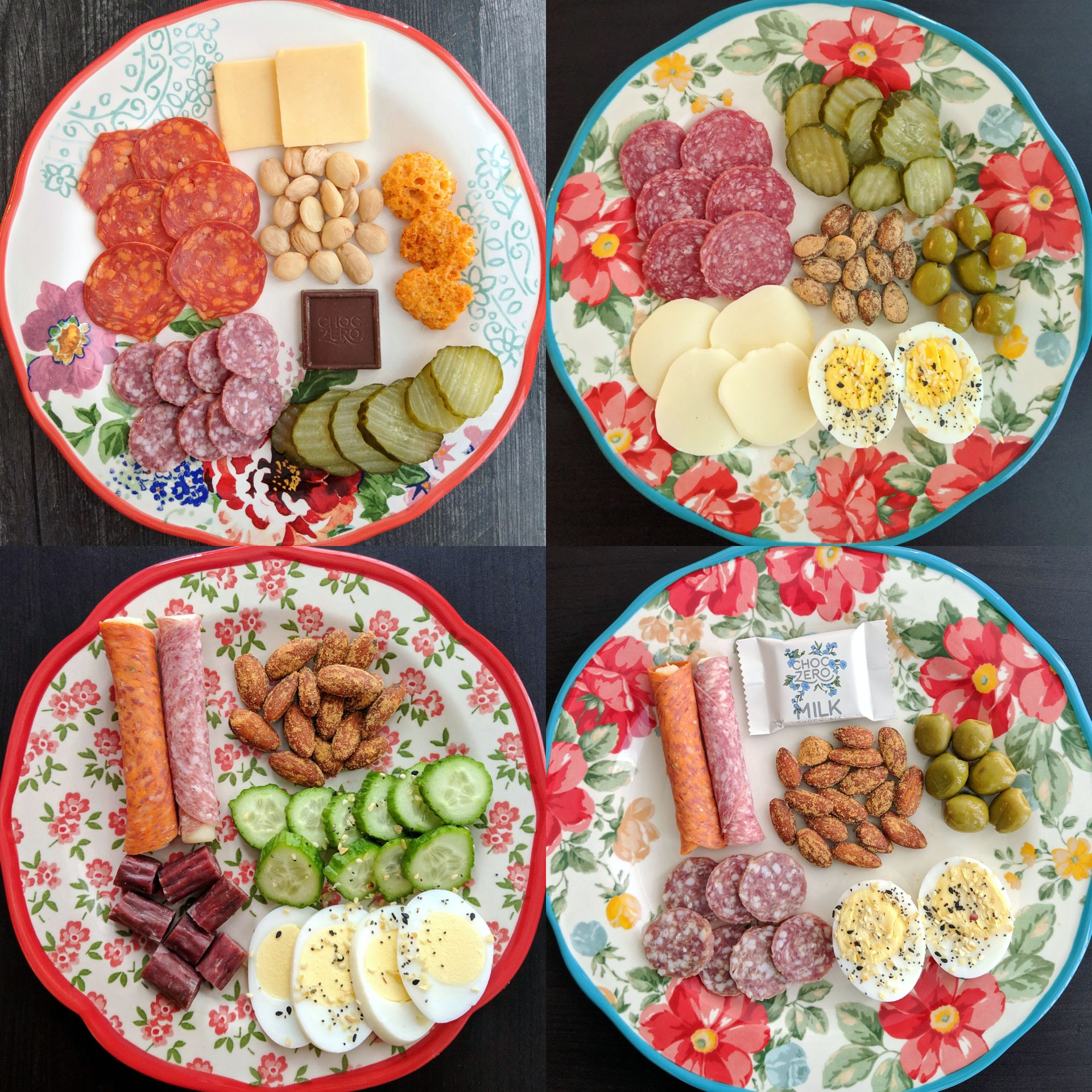 Keto friendly snack plates 2 snack plate diabetic
