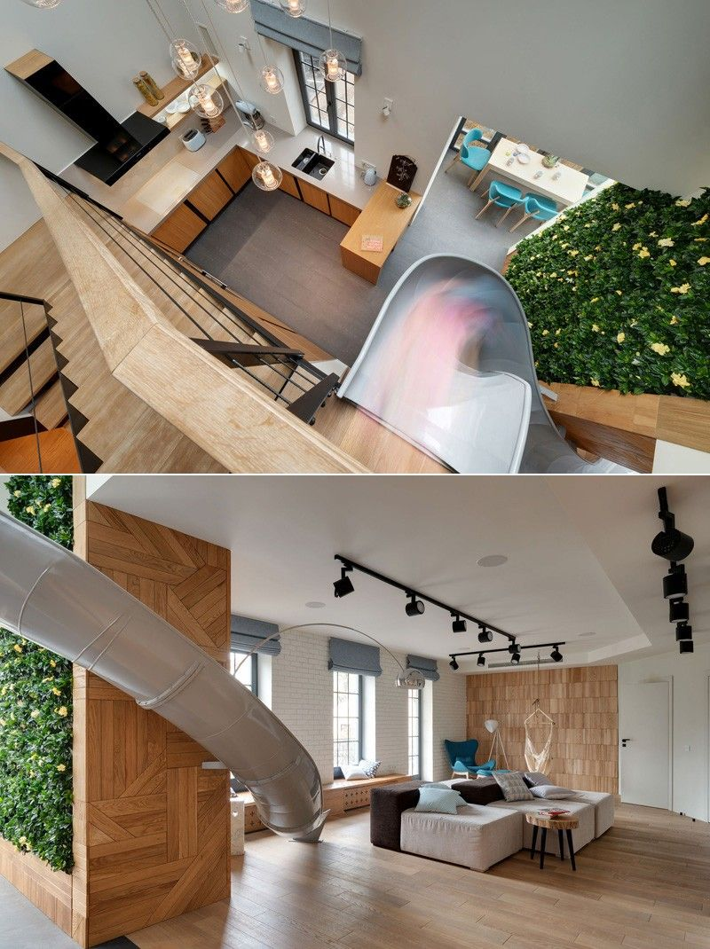 Good Ideas Love Playful And Creative Indoor Slide And Stairs Combination  Jpg 800x1070 Indoor Slide Stairs