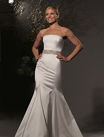 romona keveza. kleinfeld. i love the bling and trumpet ...