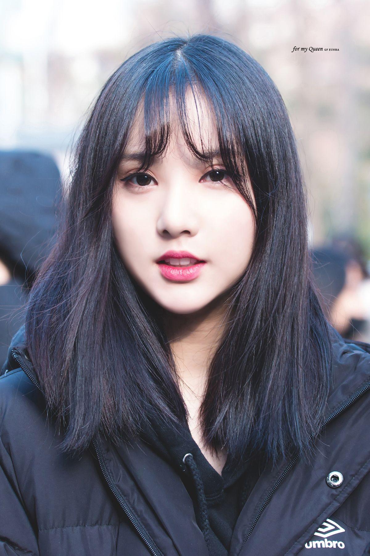 Cringiest Makeup Tutorials Of All Time: #Eunha #GFriend #은하 #여자친구