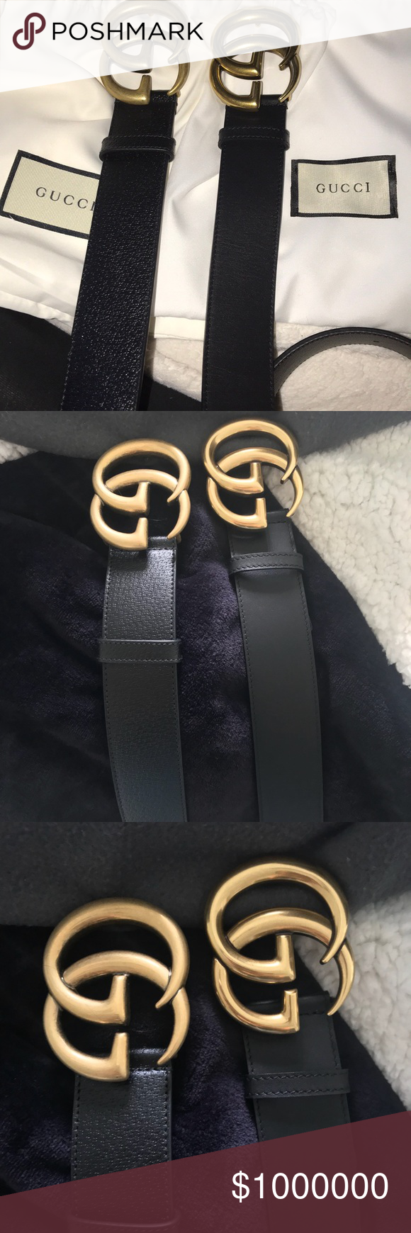 GUCCI BELT HOW TO TELL IF ITS REAL So I just wanted to show