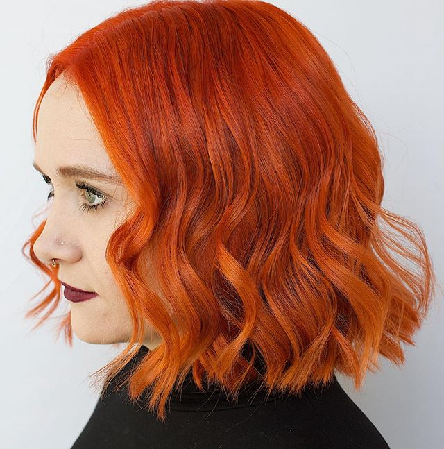 "Denver Hair Colorist�Isabelle on Instagram: ""I don't think I'll ever get sick of the -4 series from faction8. The vibrancy and shine it leaves is unreal � • • • • • @pulpriothair…"""