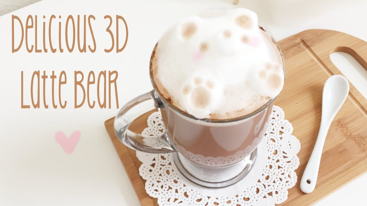 how to make coffee foam with milk