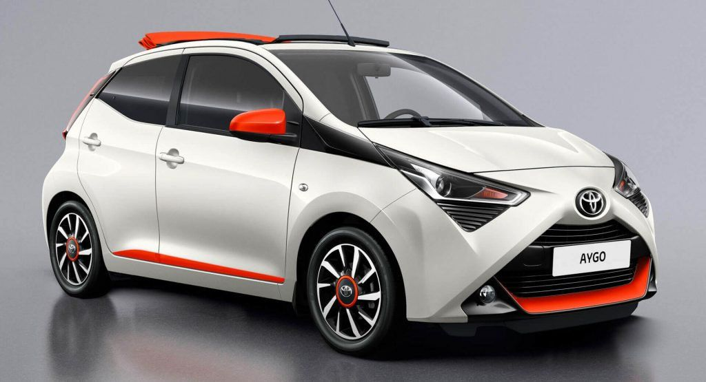 Toyota Aygo Wants To X Cite With New Special Editions In Geneva