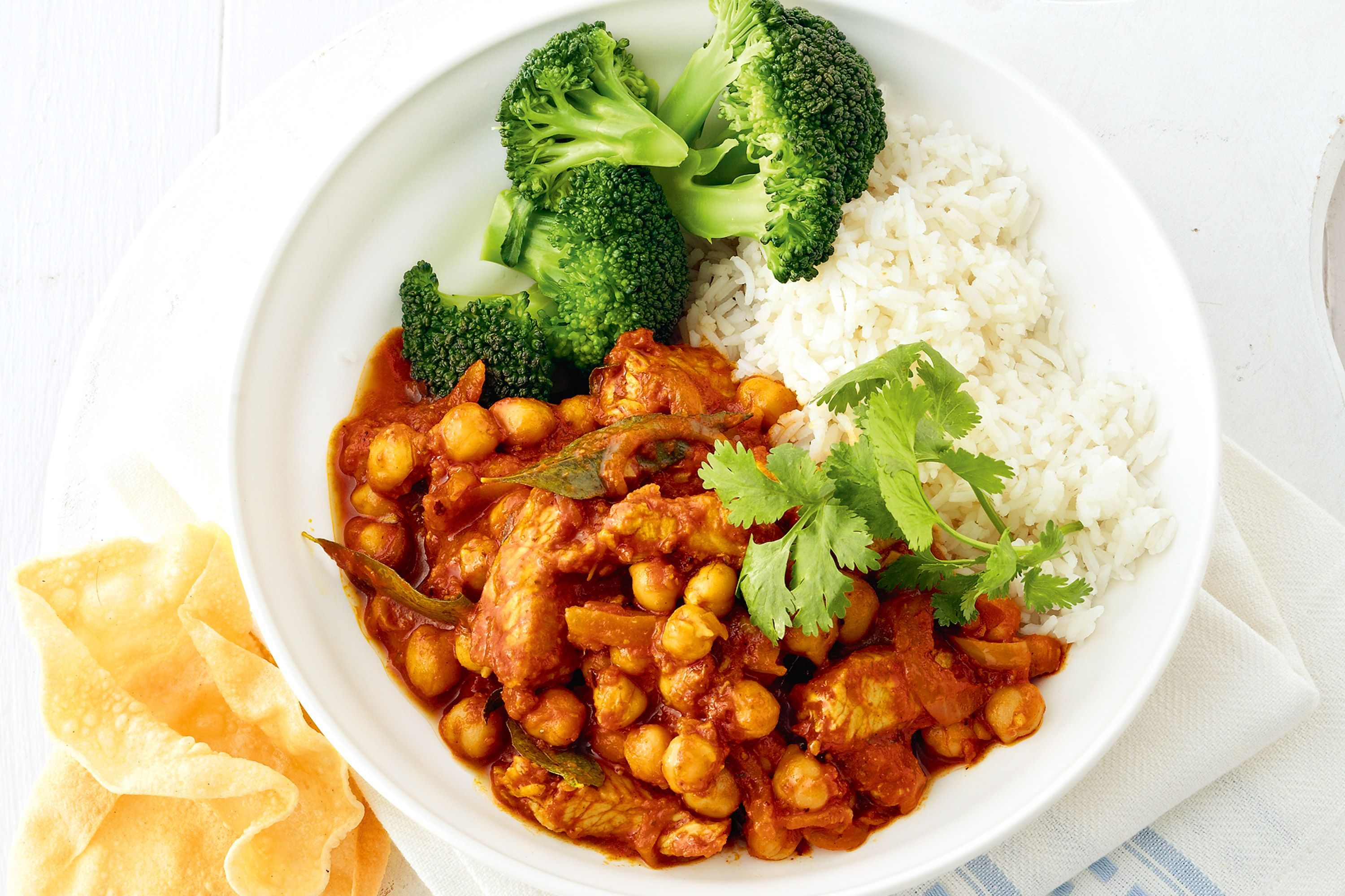 Turkey and chickpea curry Chickpea curry, Turkey curry