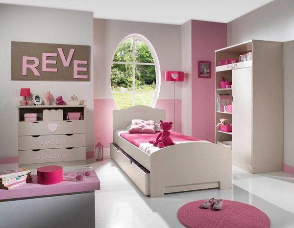 deco chambre fille | chambre fille | Chambre De Fille | Pinterest ...