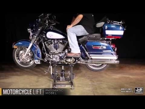 J S Jacks Motorcycle Lift Motorcycle Harley Road Glide Recreational Vehicles