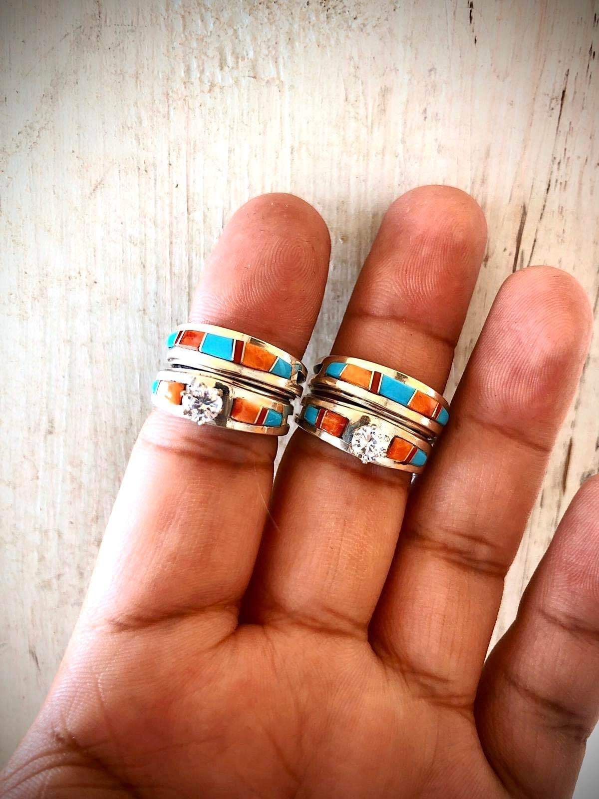 Pandora Jewelry 60% OFF!> SPINEY MIX Turquoise Weddi Infinity ring ✨ turquoise rings wedding ring eternity band boho jewelry boho rings turquoise #Mix #SPINEY #Turquoise #weddi #Jewelry #PANDORA #style #Accessories #shopping #styles #outfit #pretty #girl #girls #beauty #beautiful #me #cute #stylish #design #fashion #outfits #PANDORAbracelets #PANDORAcharm
