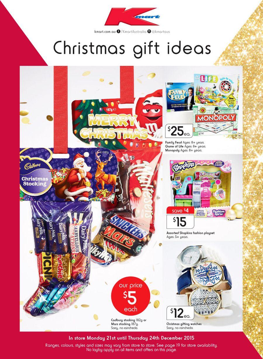 Kmart Catalogue Christmas Gifts 2015 2015 christmas