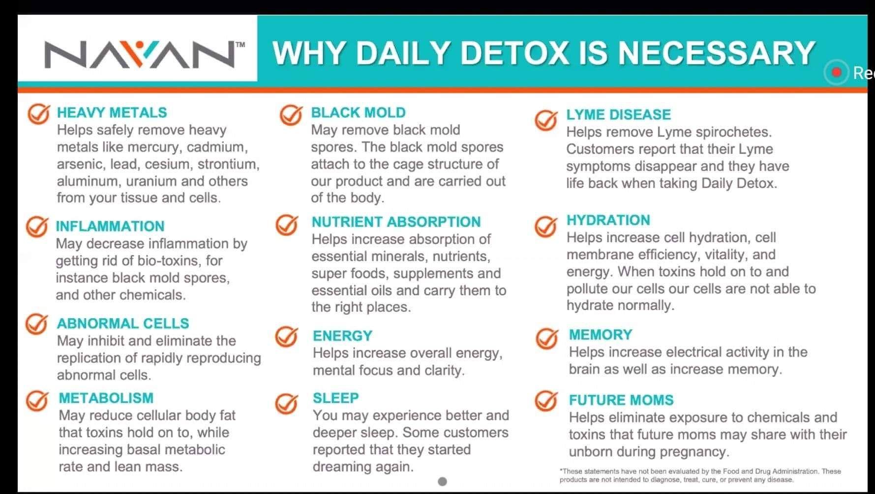 Pin by Kayla on Navan in 2020 Daily detox, Navan, How to