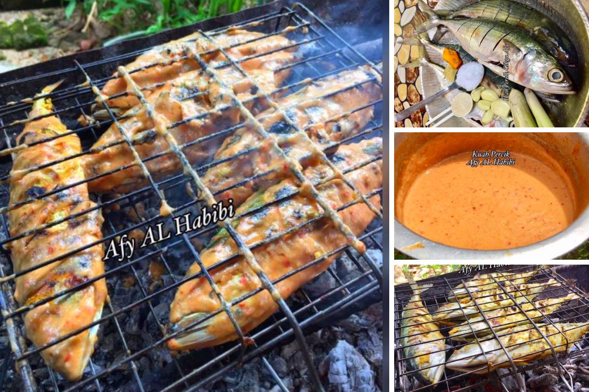 resepi ikan percik kelantan ikan bawal mas percik kelantan resipi simple bandhoves facebook Resepi Ayam Percik Pantai Timur Enak dan Mudah