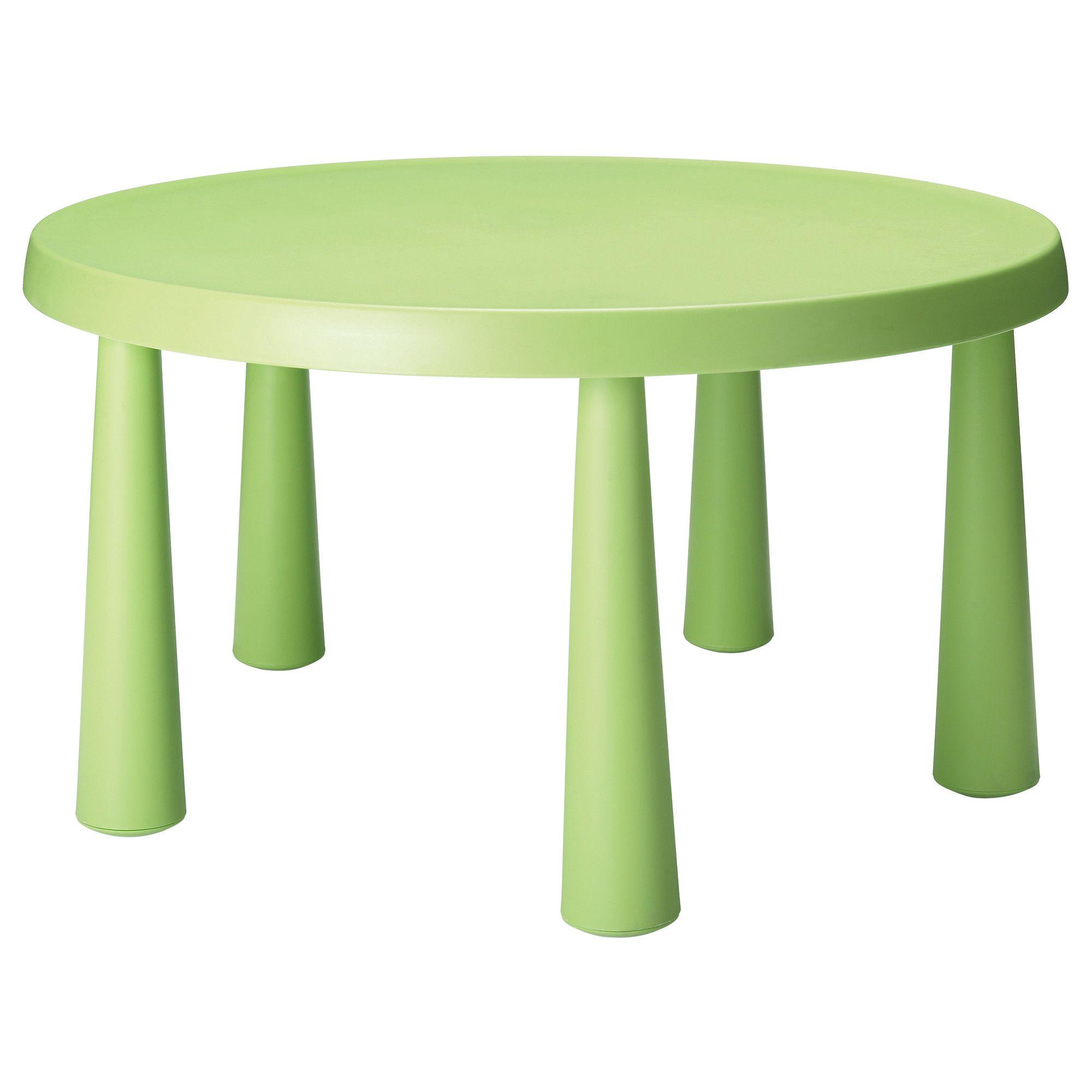 Mammut Children S Table Light Green 33 1 2 Ikea Love