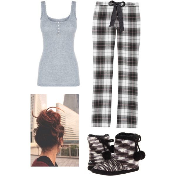 """""""Pajamas"""" by autumndesigns on Polyvore"""