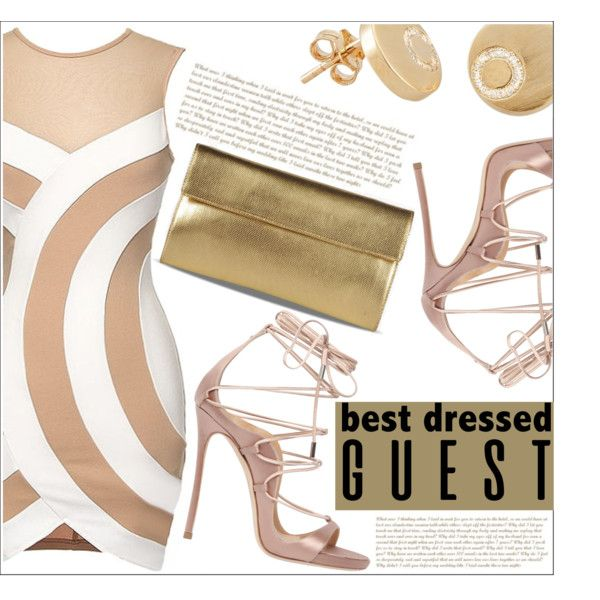 Wedding Guest; winery (TFS 28/06/16) by captainsilly on Polyvore featuring Dsquared2 and Maison Margiela