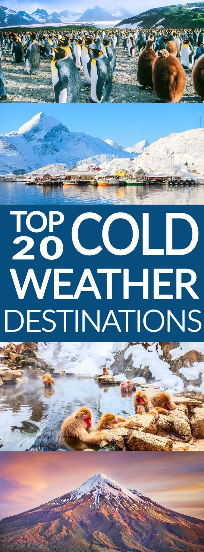 Best Winter Vacations for Cold Weather Lovers Best