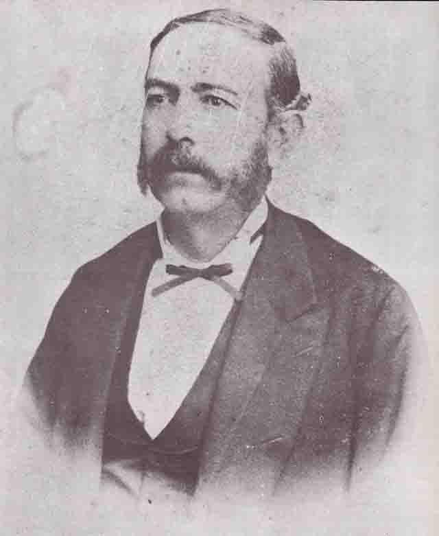 Coronel Juan Gastó, muere combatiendo en la Batalla de Huamachuco