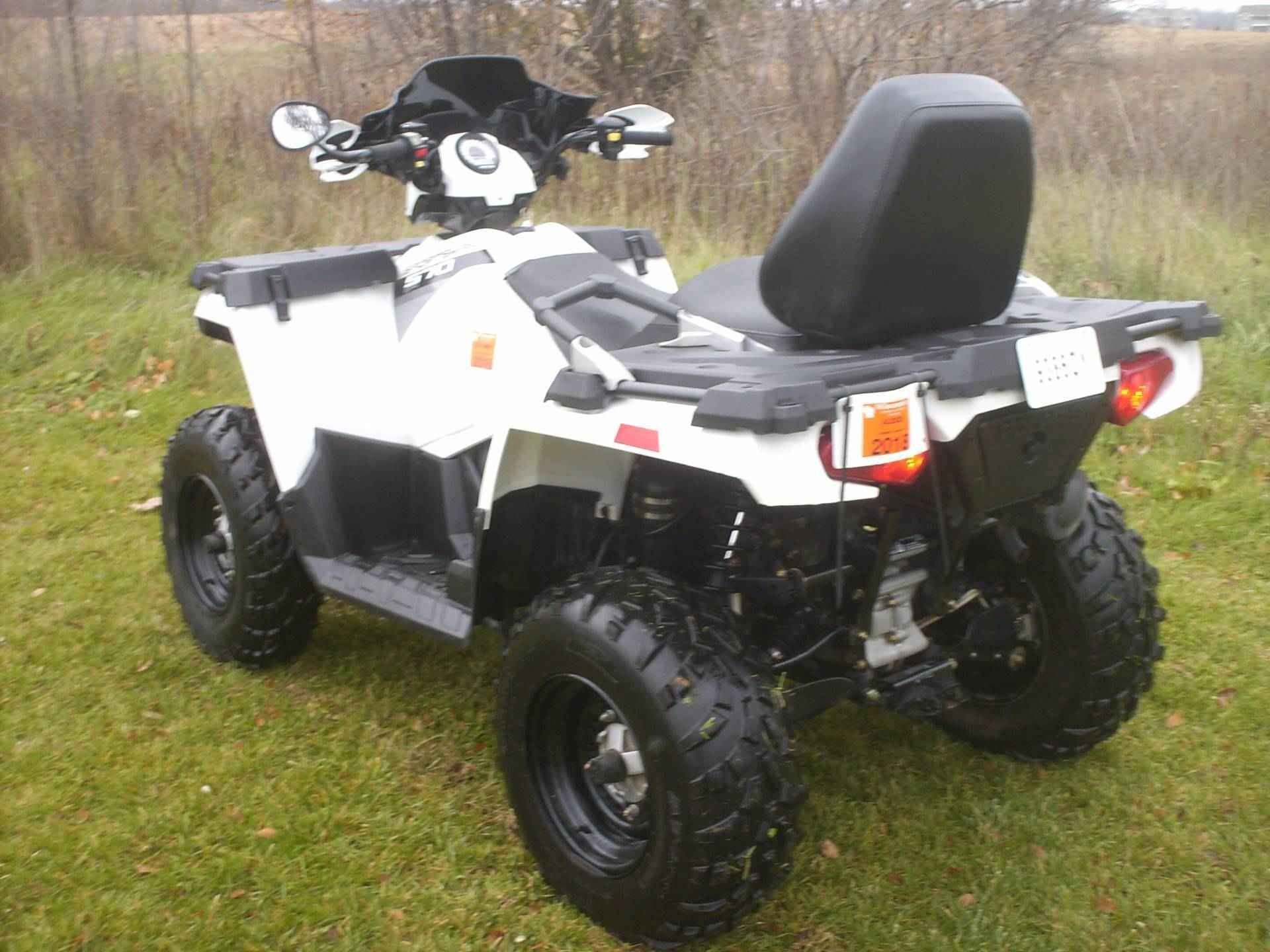 Used 2014 Polaris Sportsman Touring 570 Efi Atvs For Sale In Wisconsin Nice Clean 570 Efi Touring With Added Shield Handgua Touring Electric Skateboard Atv