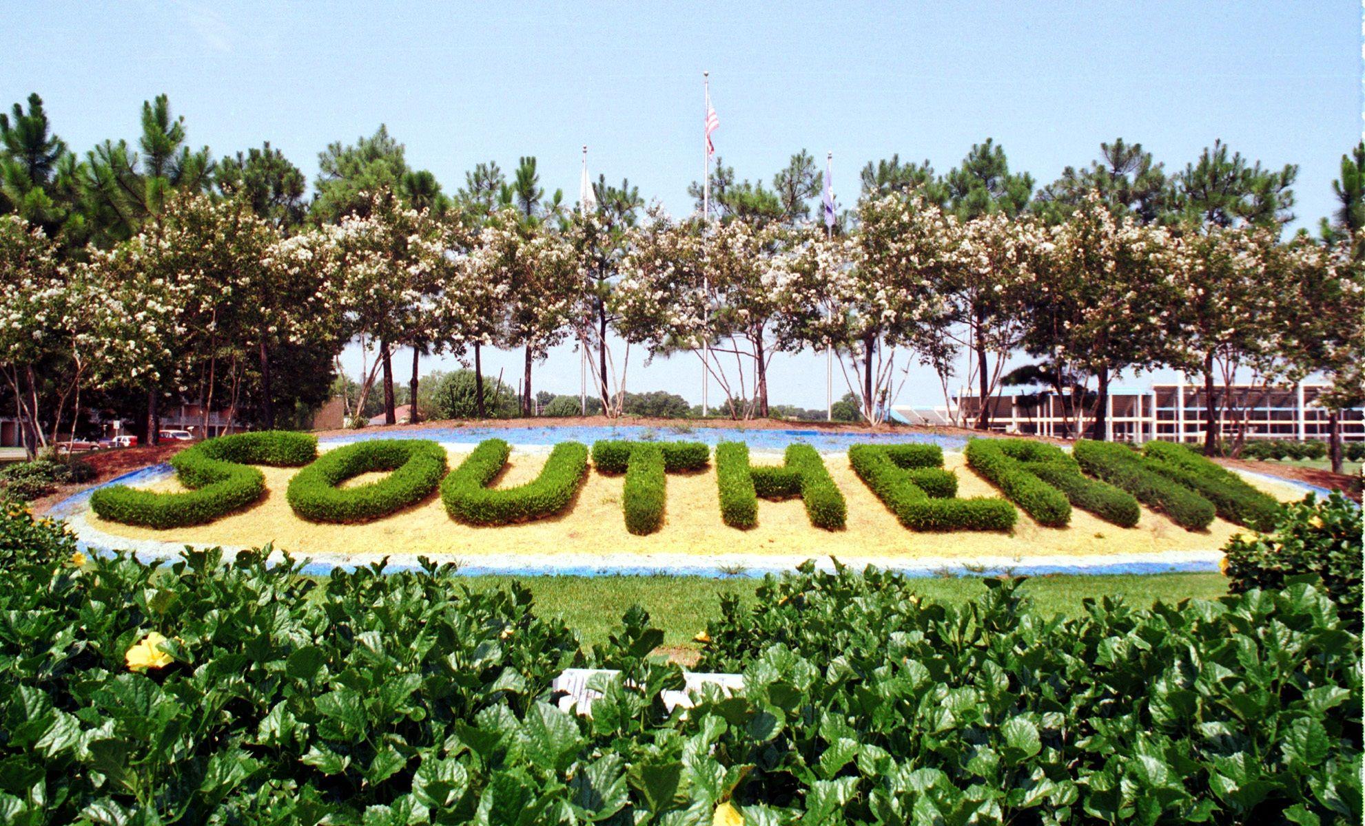 Southern University Baton Rouge Southern University Campus