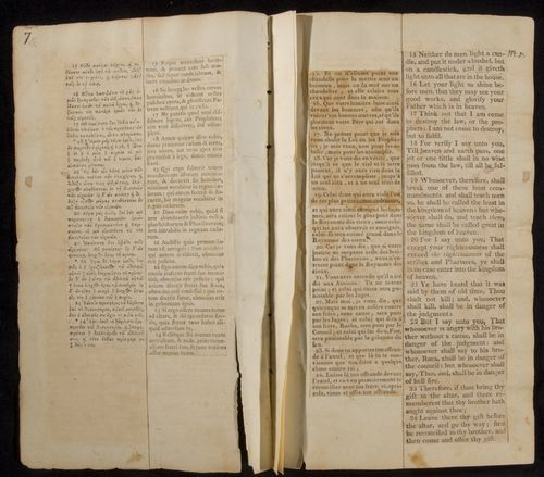 The Jefferson Bible Thomas Jefferson S Way Of Extracting The Real Jesus From The Gospels For Viewing And Contempl Jefferson Bible Bible Interesting History