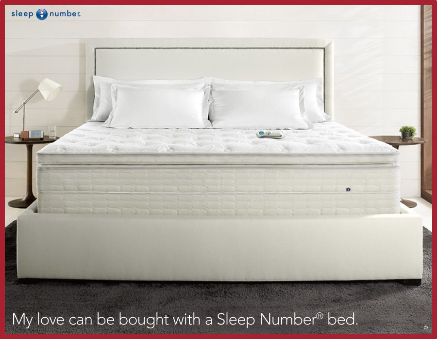 My Love Can Be Bought With A Sleepnumber Bed Bed Sleep Number