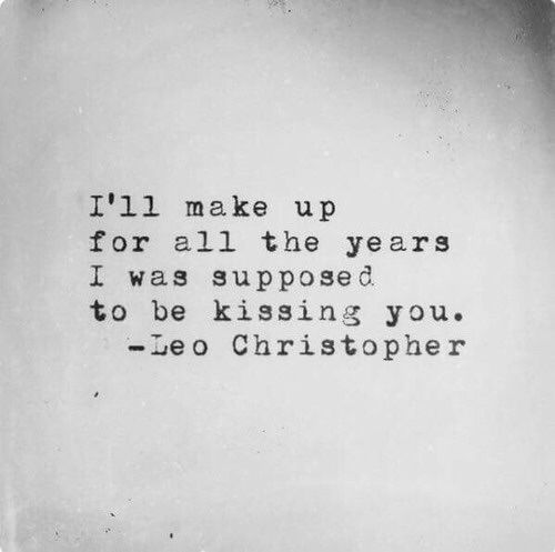Love, lust, and other quotes: Photo