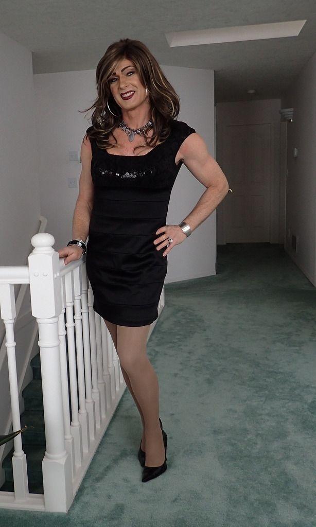 Her beautiful crossdresser gallery Mason Hard
