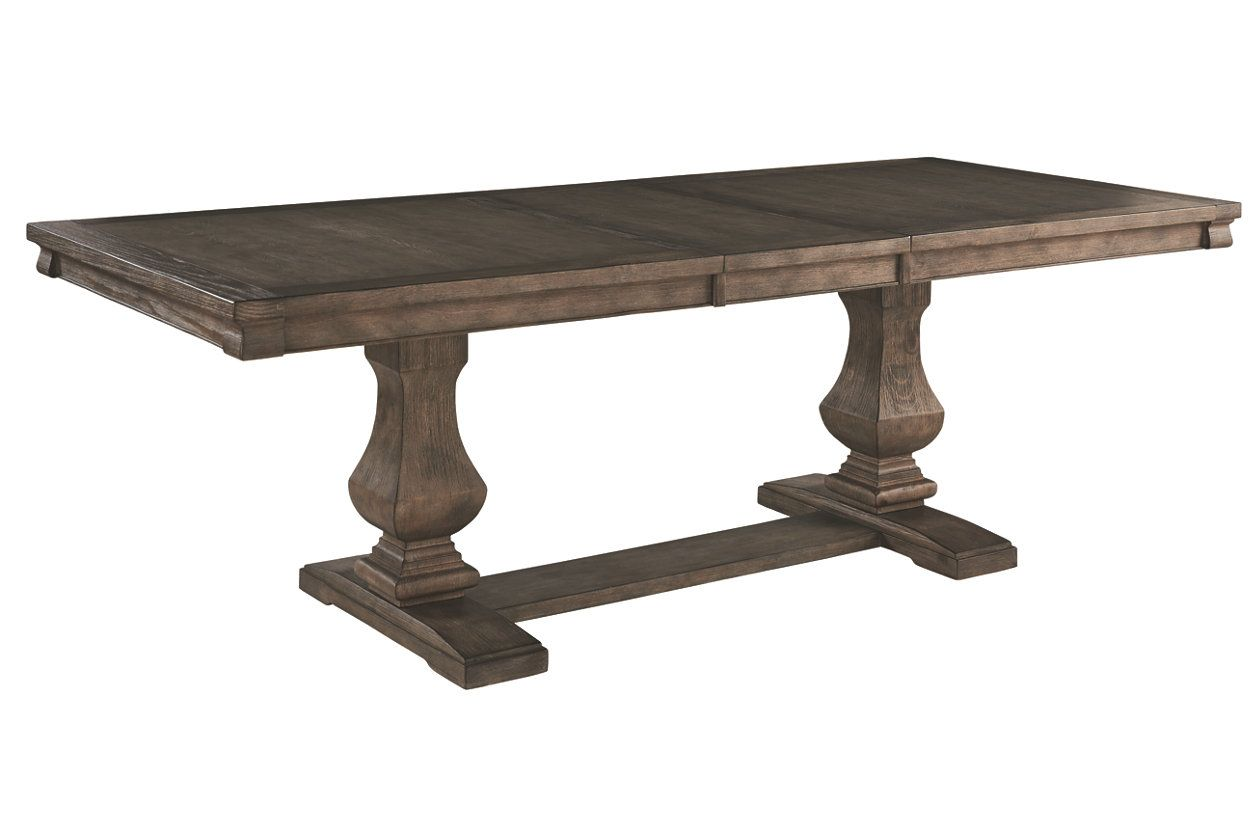 Johnelle Dining Room Table Ashley Furniture Homestore Dining