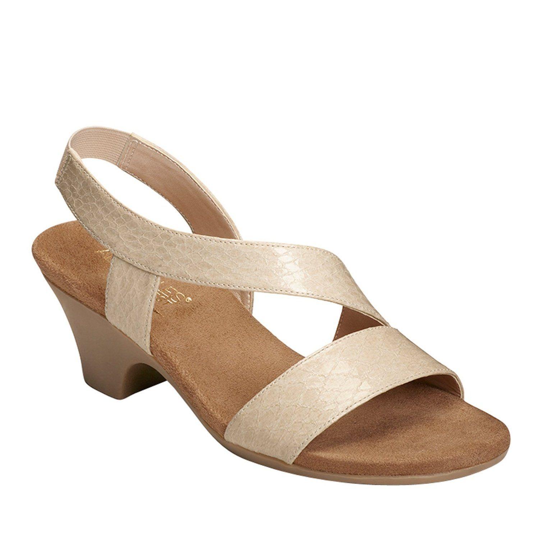 10f9ce7c8ef Amazon.com  Aerosoles Women s Brasserie Dress Sandal  Shoes