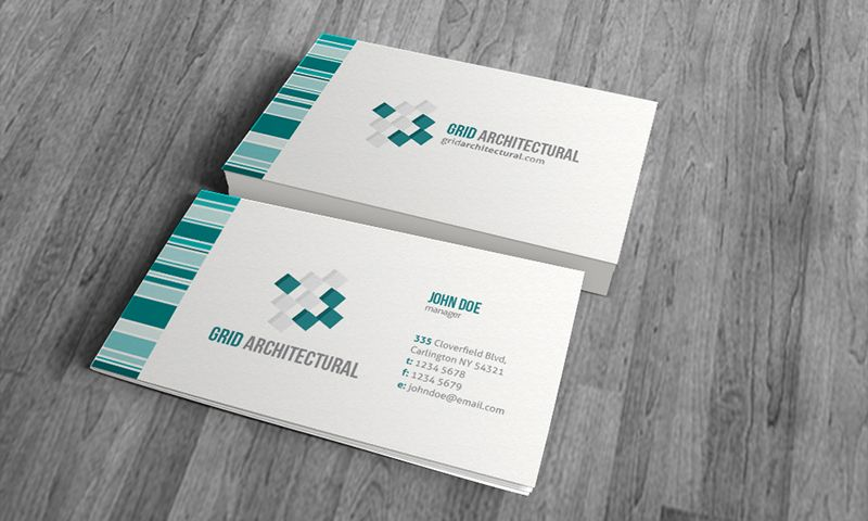 Cp00006 creative corporate architect business card design free are you looking for a business card template for free in this post you will find 35 high quality business card templates completely free reheart Image collections