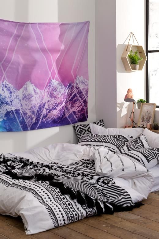 Delightful Fabric Wall Hanging, DREAMSCAPE | TYPO