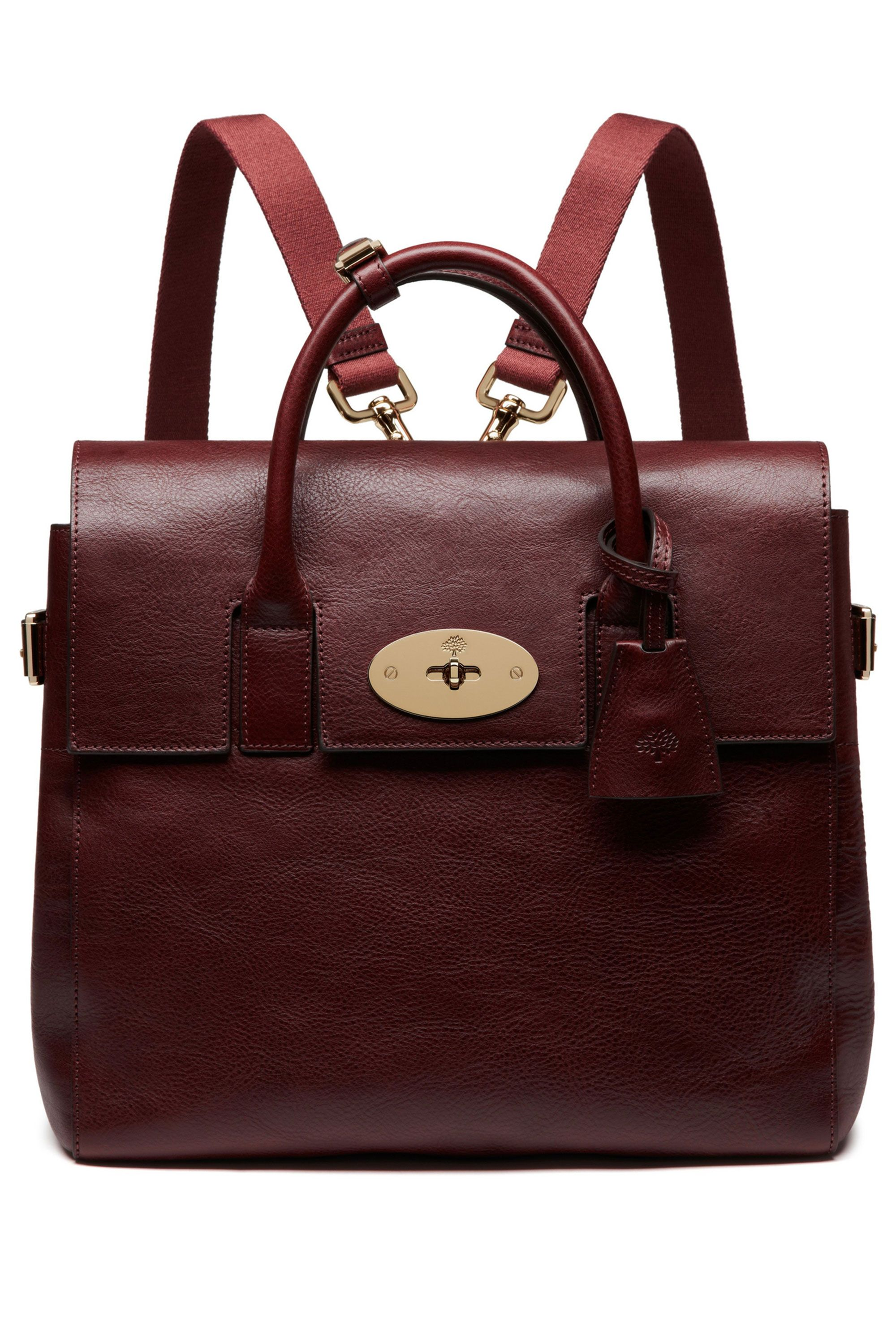 10 Of The Most Fashionable Backpacks To Buy This Season Mulberry