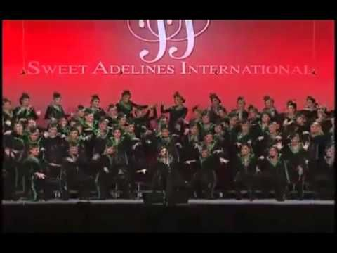 Sweet Adelines International Competition Finale 2013 Rönninge Show Chorus (RSC) - YouTube