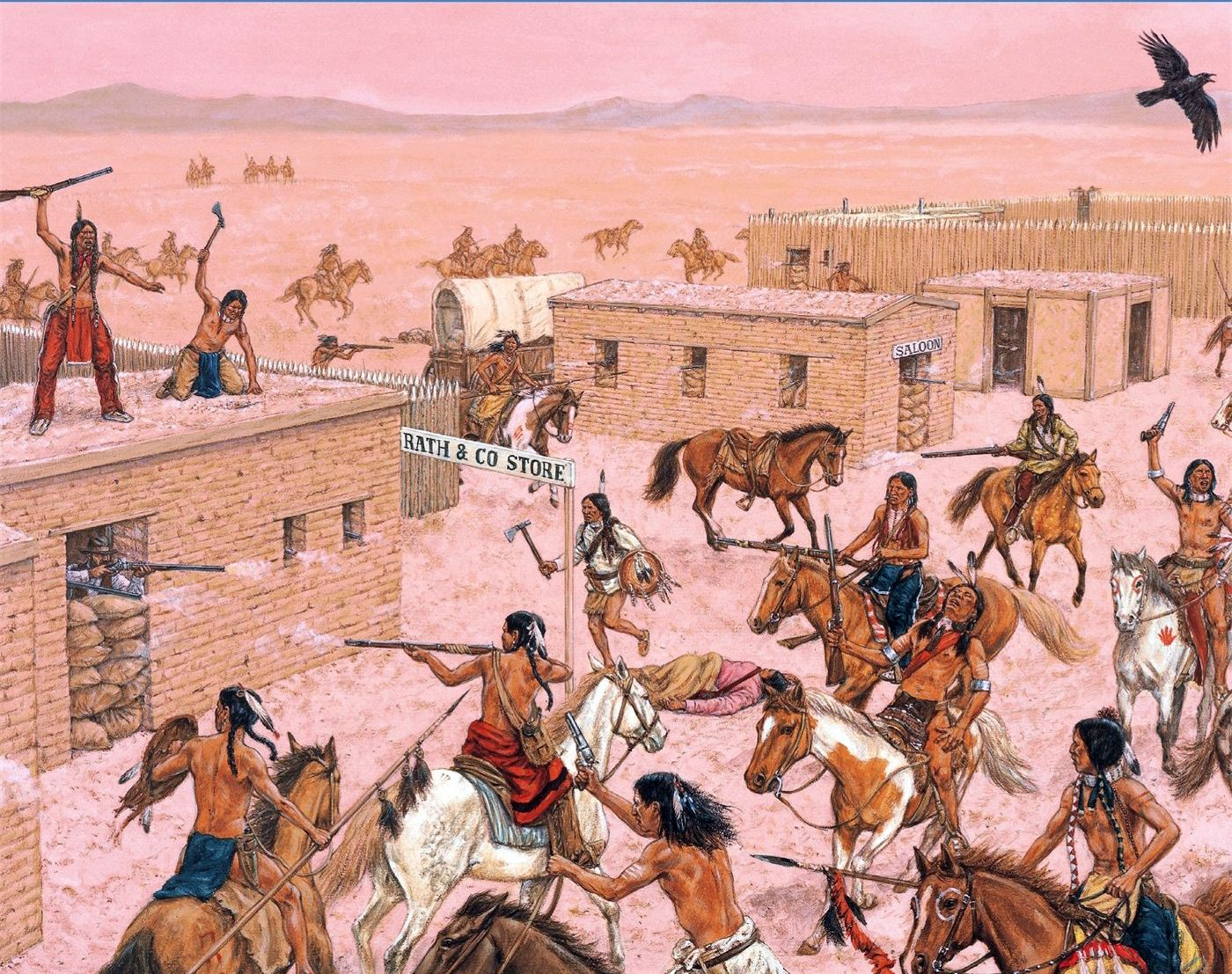 Forts Of The American Frontier 91 The Southern
