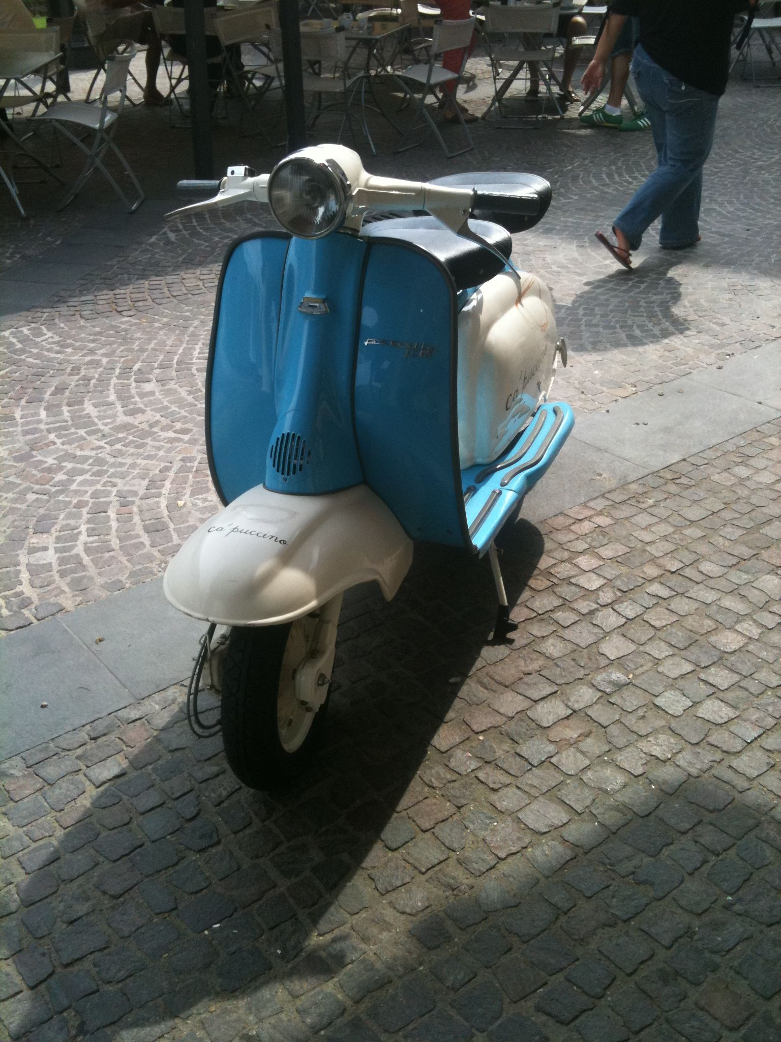 vintage in roma
